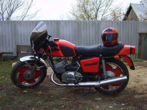 Мотоцикл иж своими руками фото