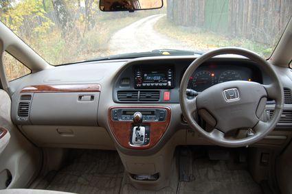 Мой отзыв: Honda Odyssey 2002