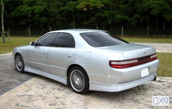 Toyota sprinter marino 1993 отзыв владельца