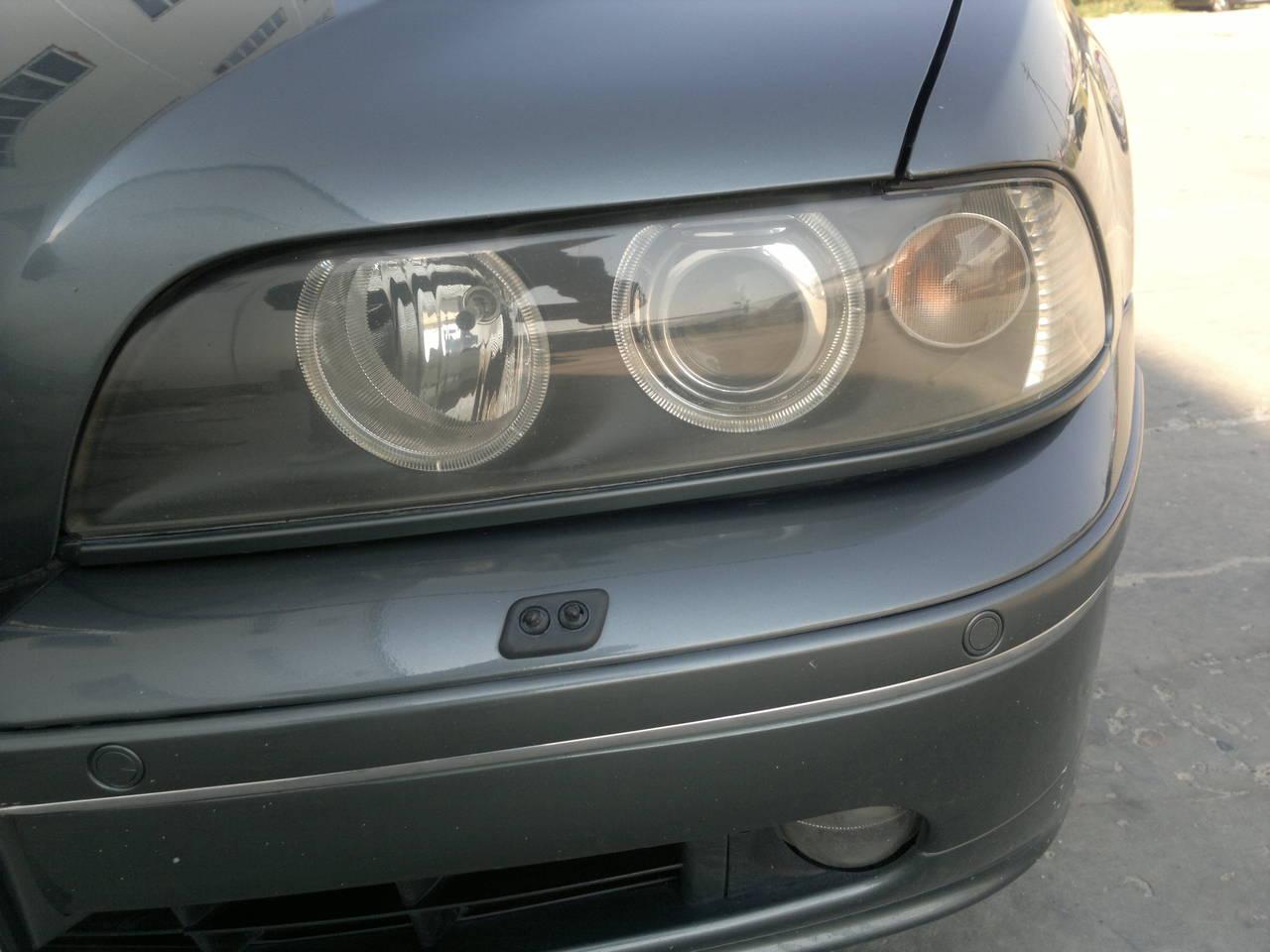 глохнет на холостых оборотах BMW e39
