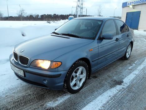Отзывы владельцев / BMW ... БМВ 320. BMW 3er (E46 ...