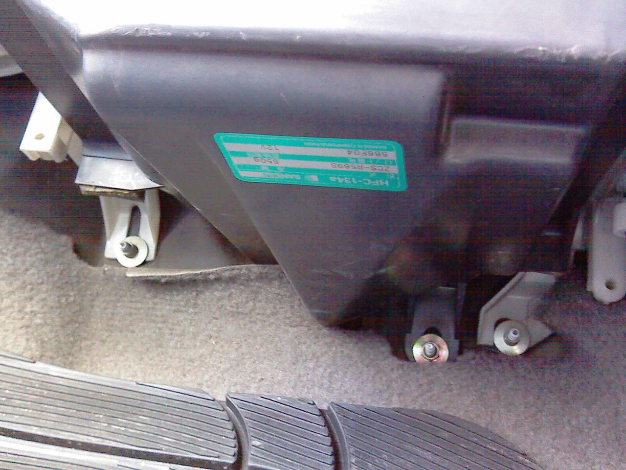 Замена фильтра кондиционера рено логан своими руками