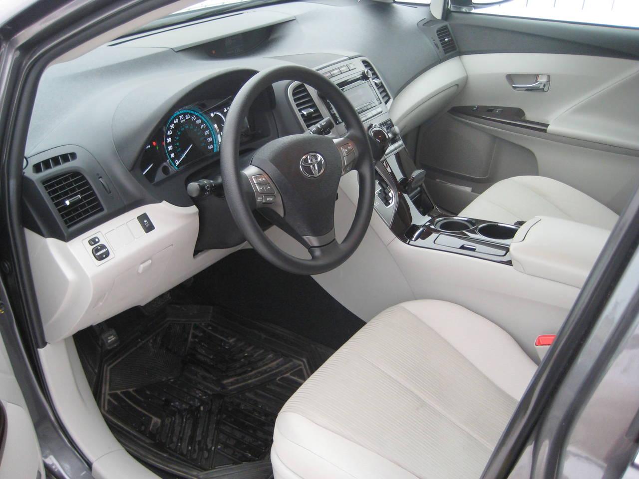руководство Toyota Венза #10