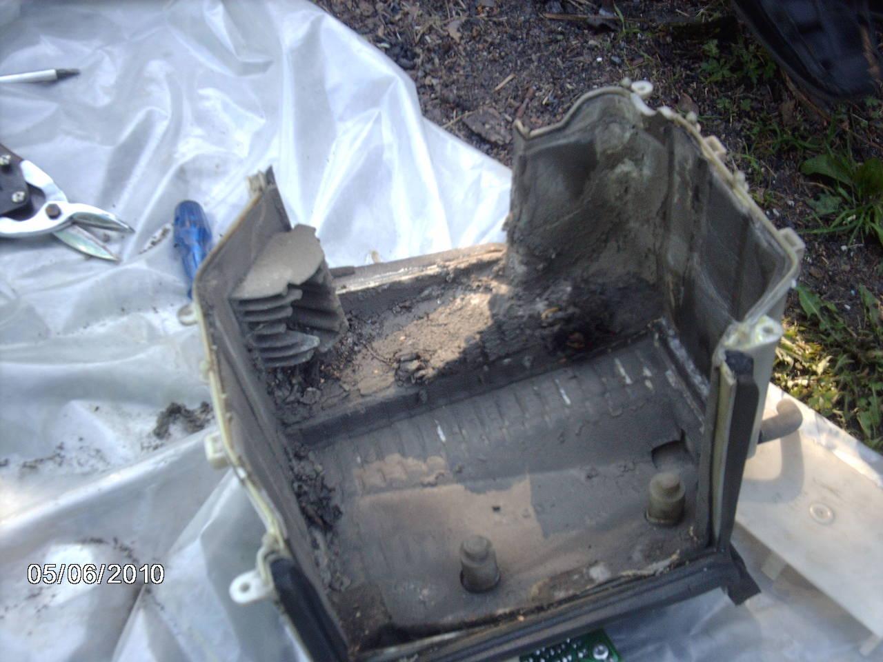 печка Toyota Карина е