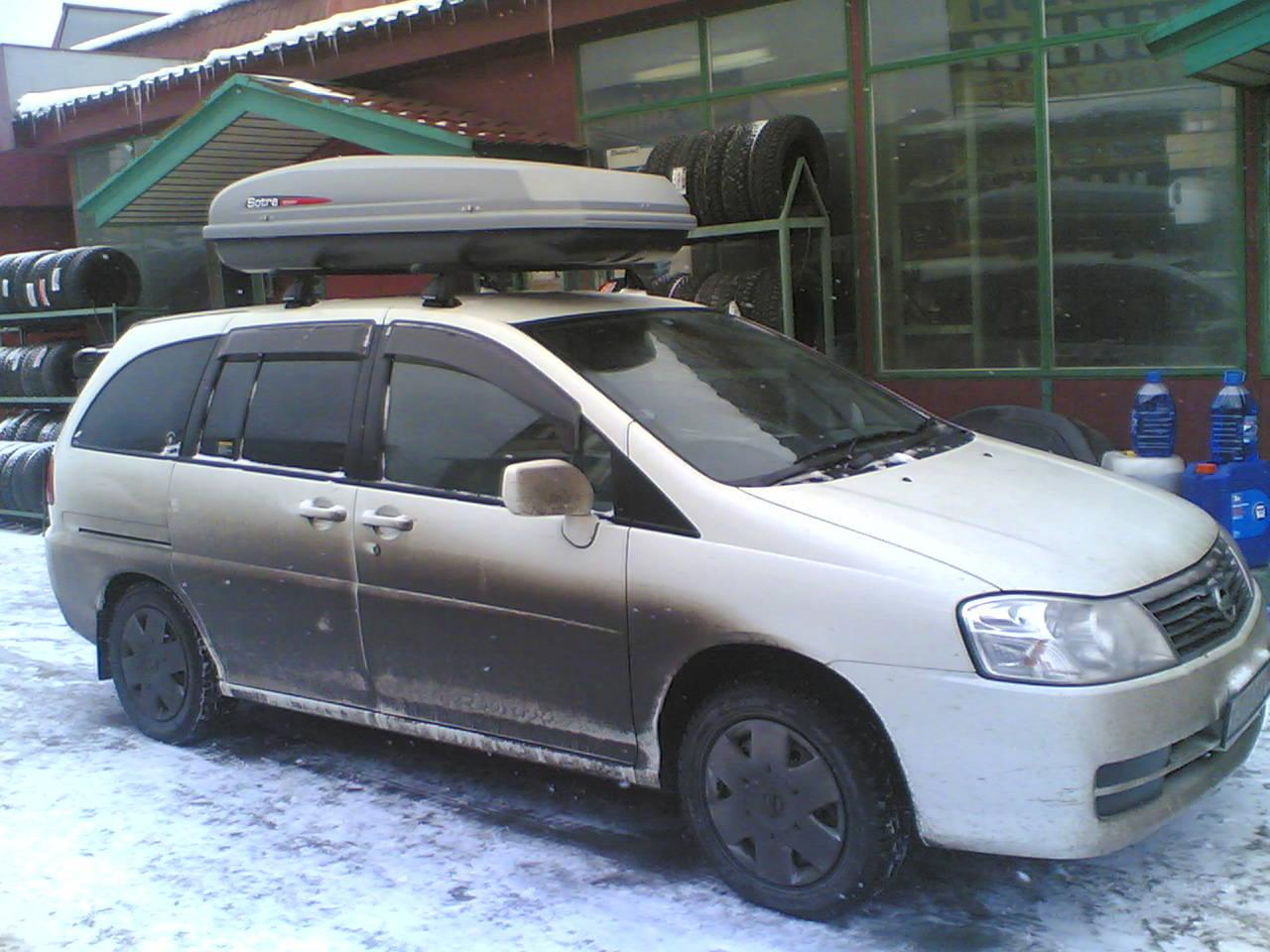 схема автомобиля nissan liberty rm 12