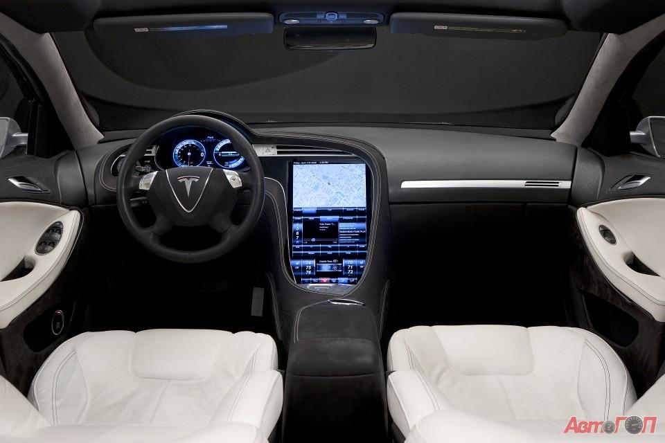 автомобиль тесла википедия
