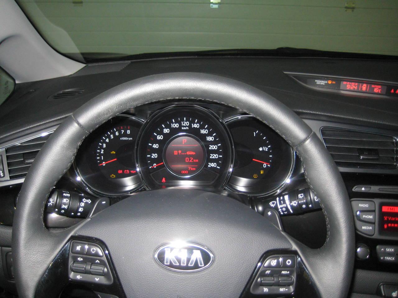 киа сид 2008 двигатель 1.6 работает как дизель
