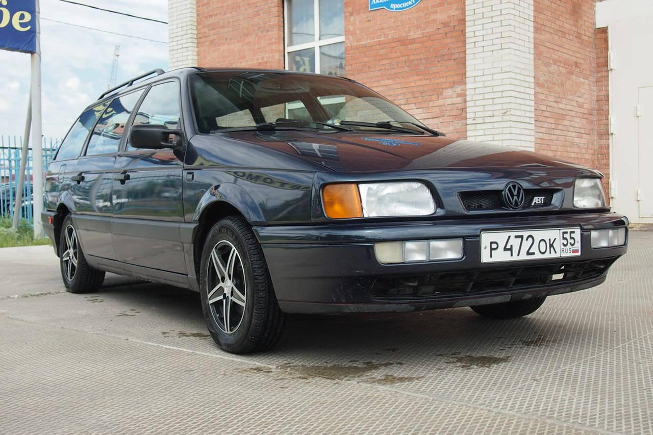 volkswagen passat b4 седан 1994 инструкция по применению