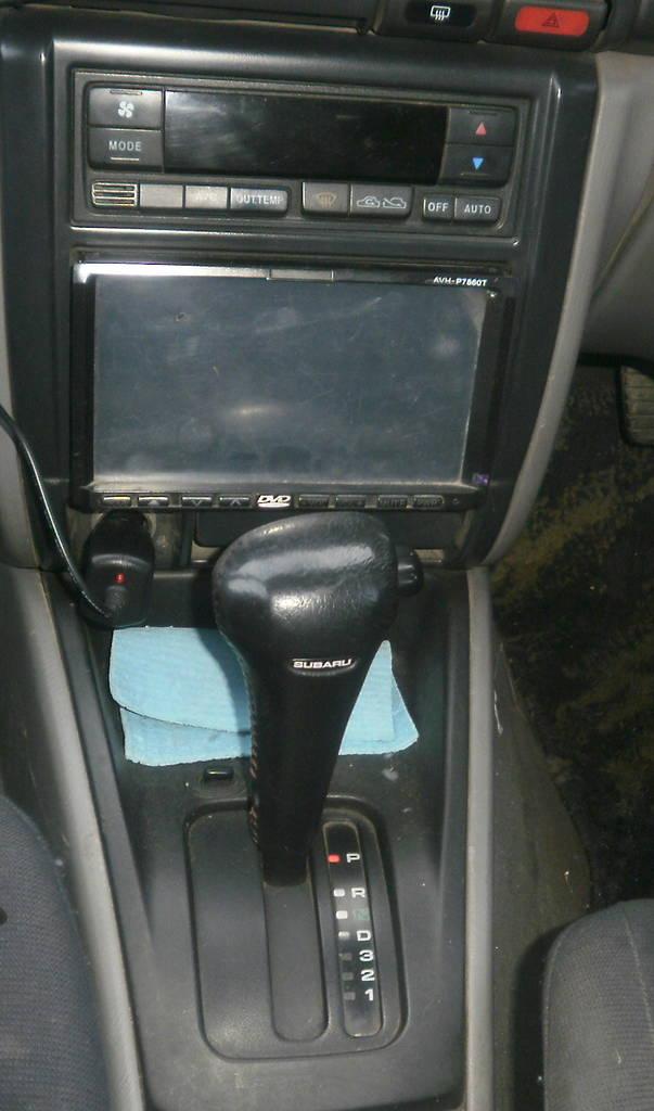 Mazda Bongo 1995,