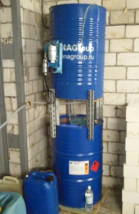 Очистка дизельного топлива в домашних условиях 999