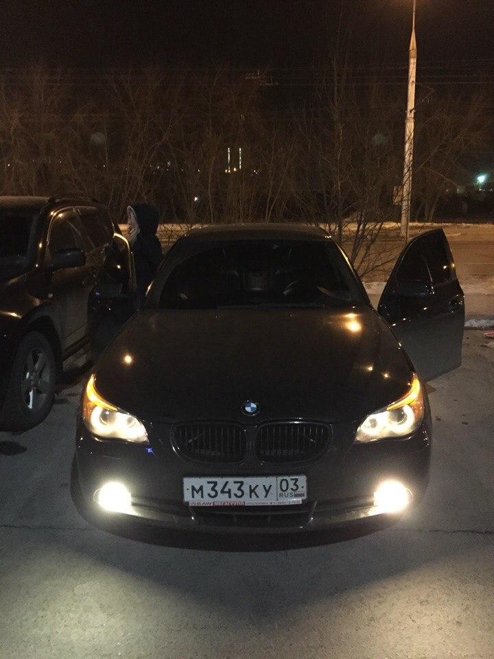 Размер колес на BMW 5 series E60 БМВ 5 series E60