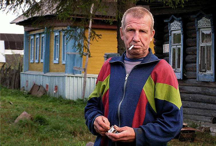 Фото русского мужика