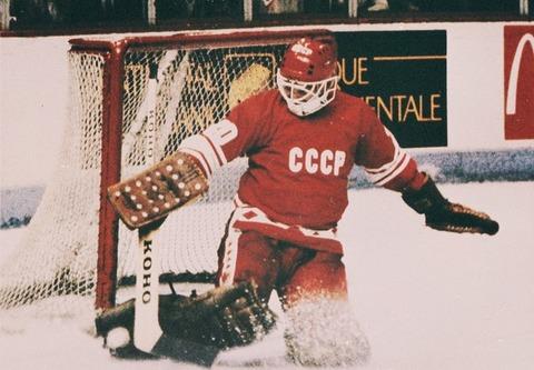 фото легендарных хоккеистов