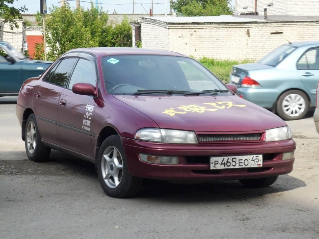 тойота карина 1995