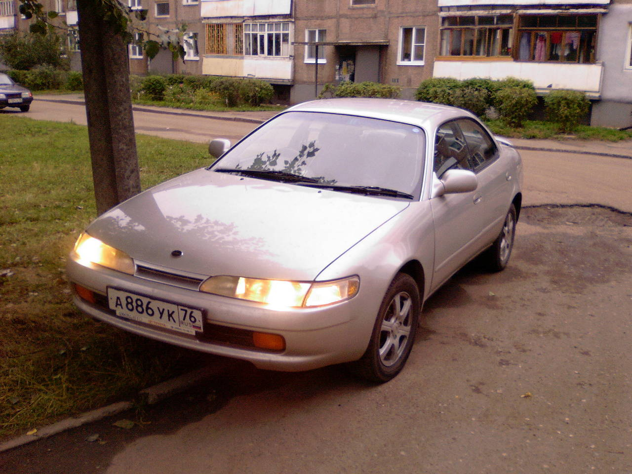 Corolla Ceres - АвтоНавигатор ру