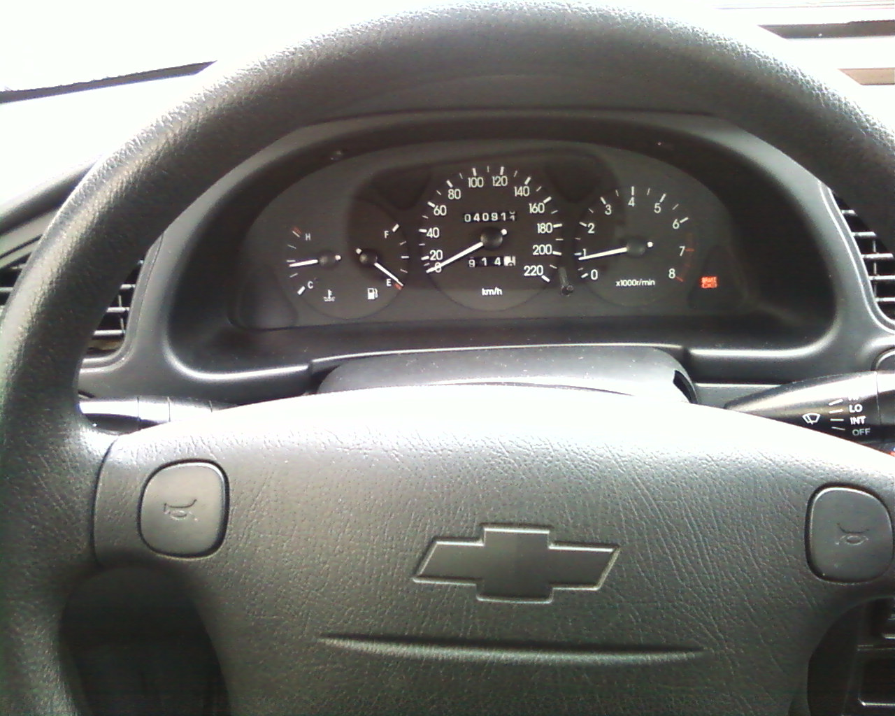 Chevrolet lanos 2006 отзыв владельца