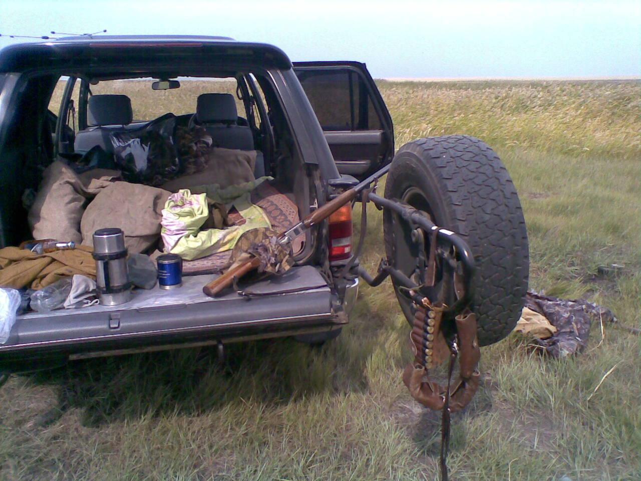 переделать уаз для охоты и рыбалки