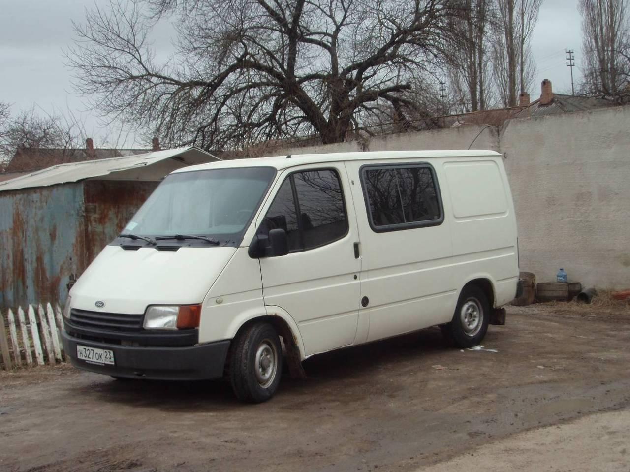 форд минивэн фото 2015
