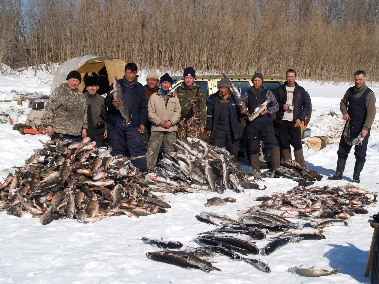сайты рыбаков пермского края