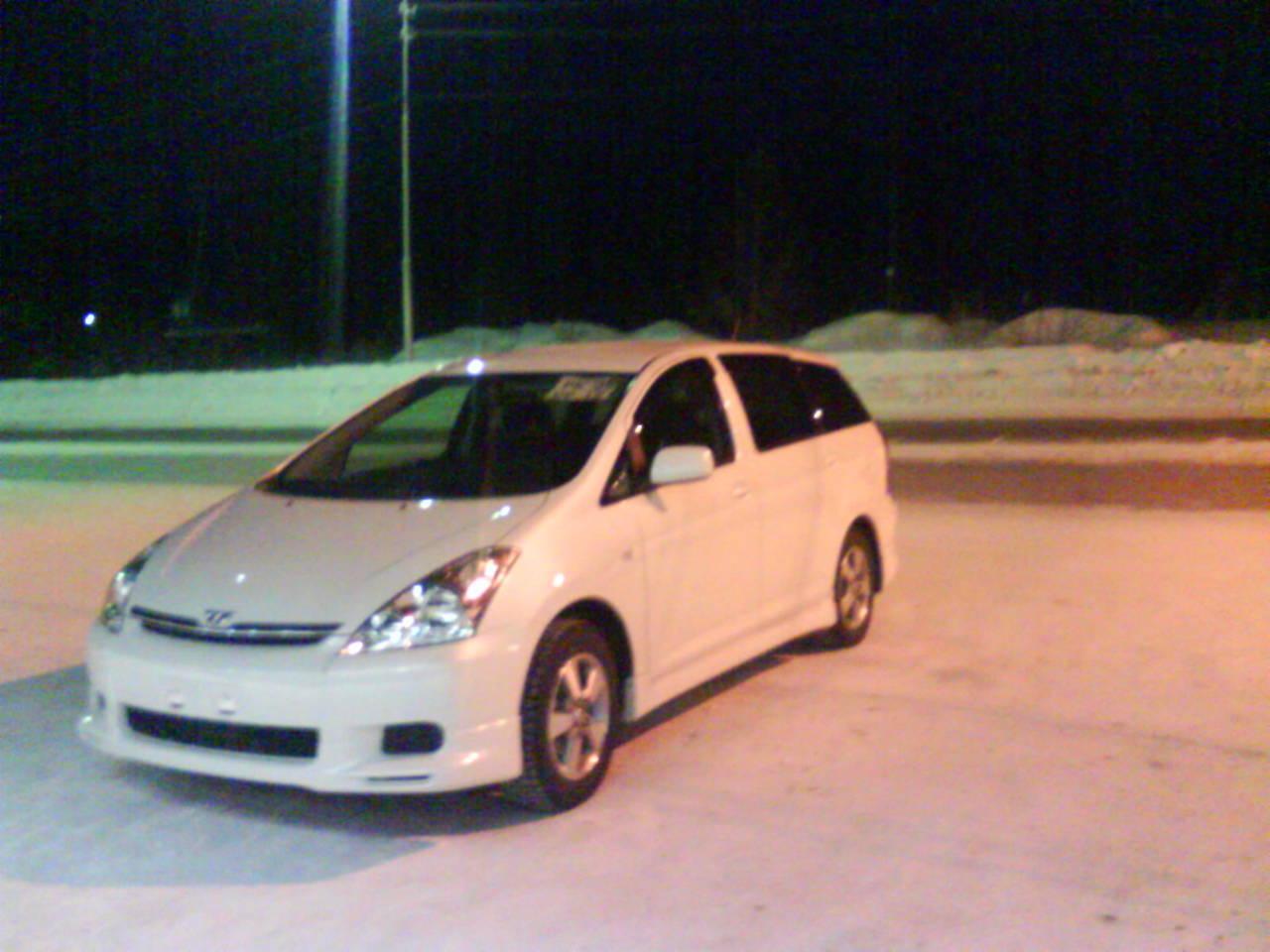 кикдаун Toyota Корона #3