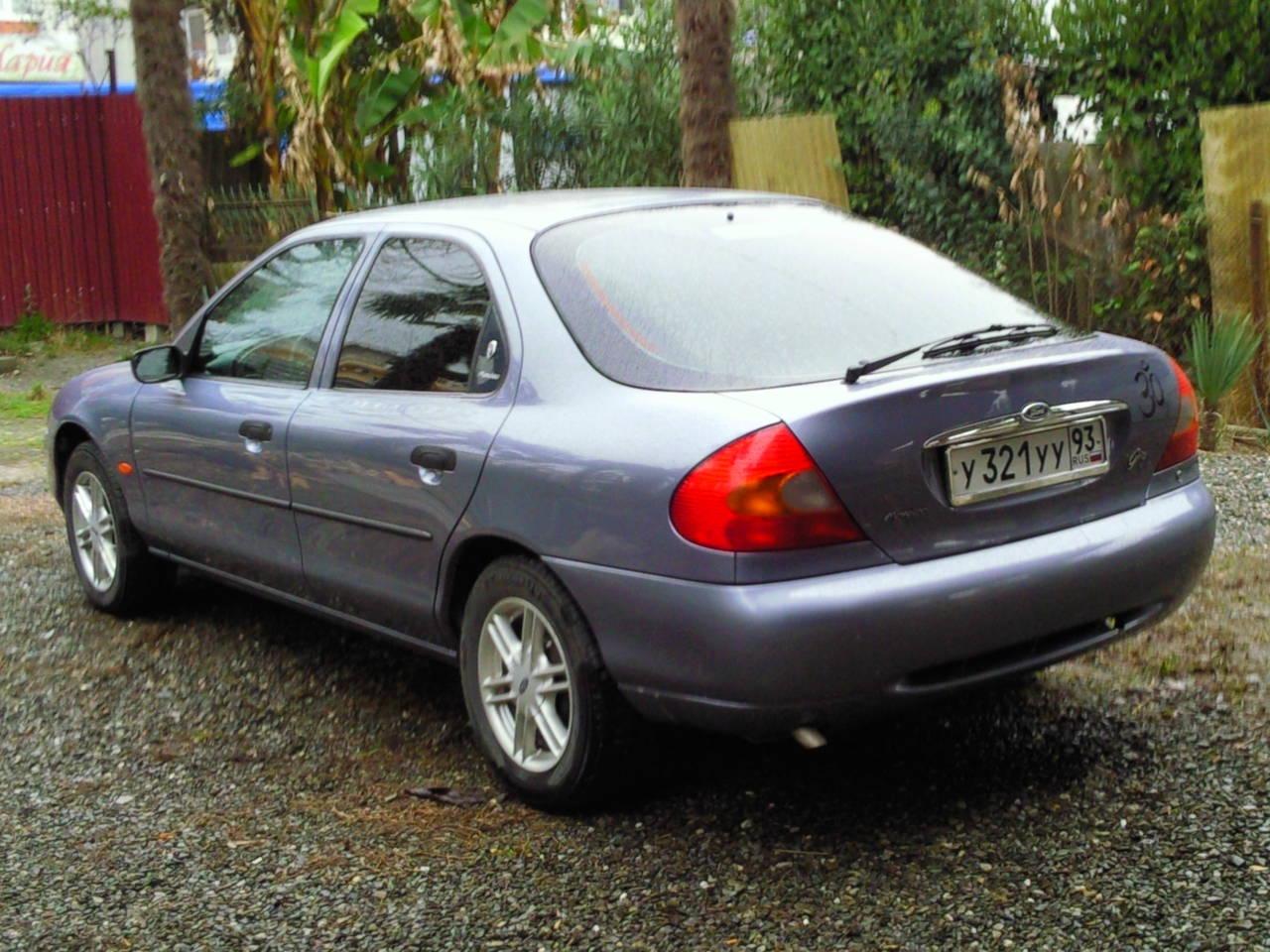 Форд мондео 1998 фото
