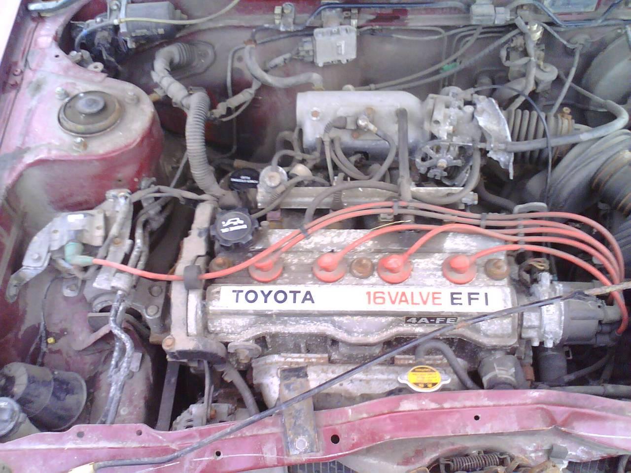 Toyota Корона глохнет