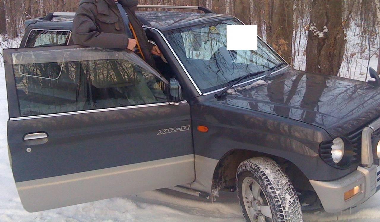 митсубиси паджеро мини 1996 1997 хабаровск: