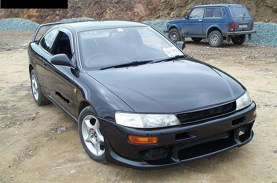 Toyota Sprinter 1991 - отзыв владельца, Девки писают стоя фото, Звери