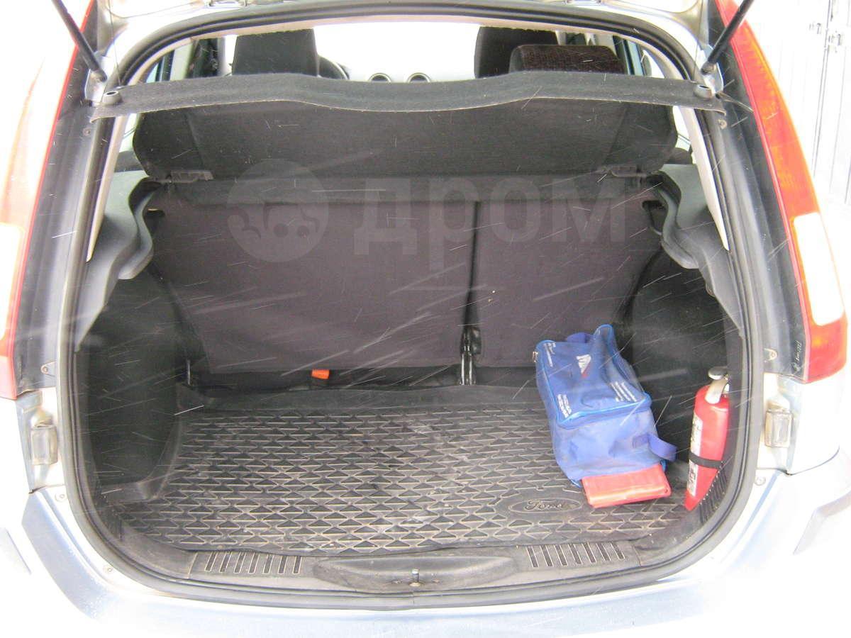 Форд фьюжен фото багажника