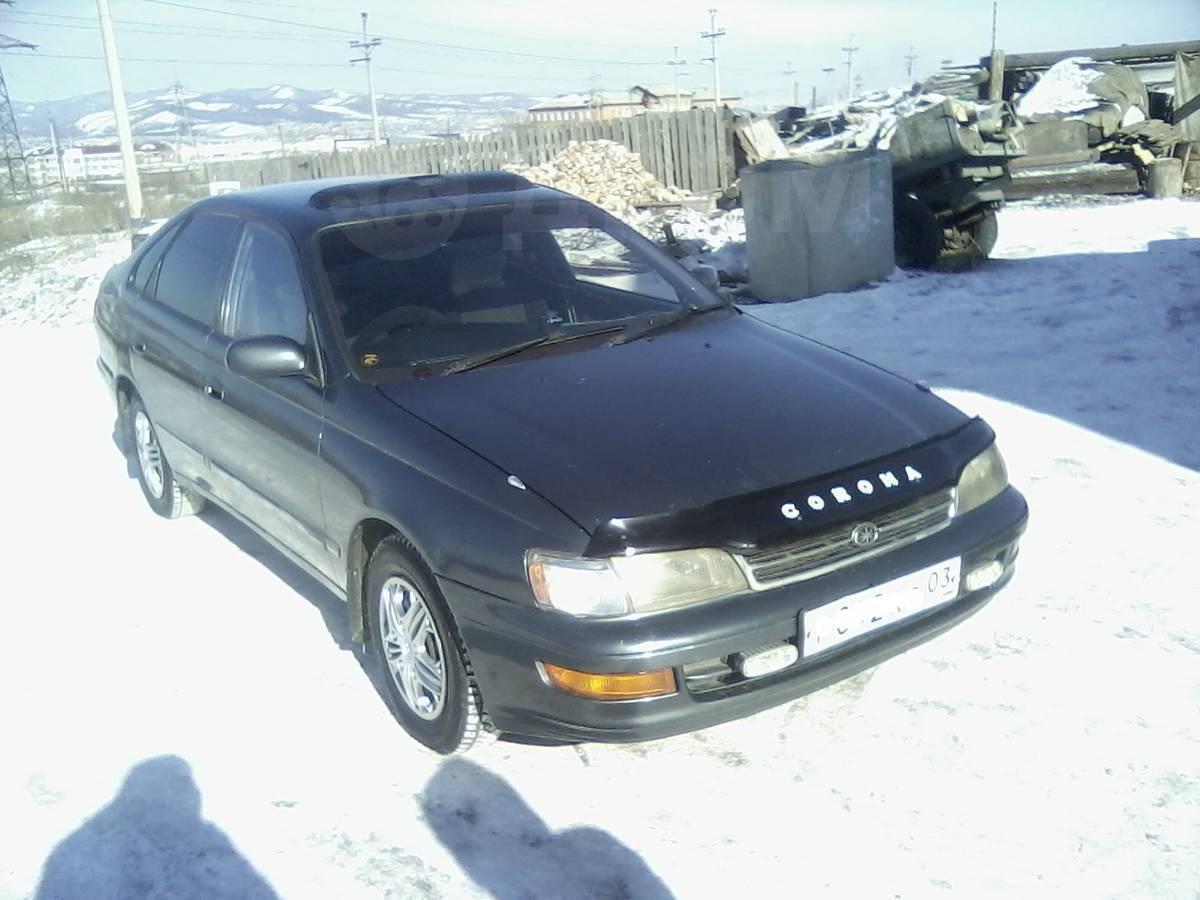 Toyota Корона сф 1992 #4