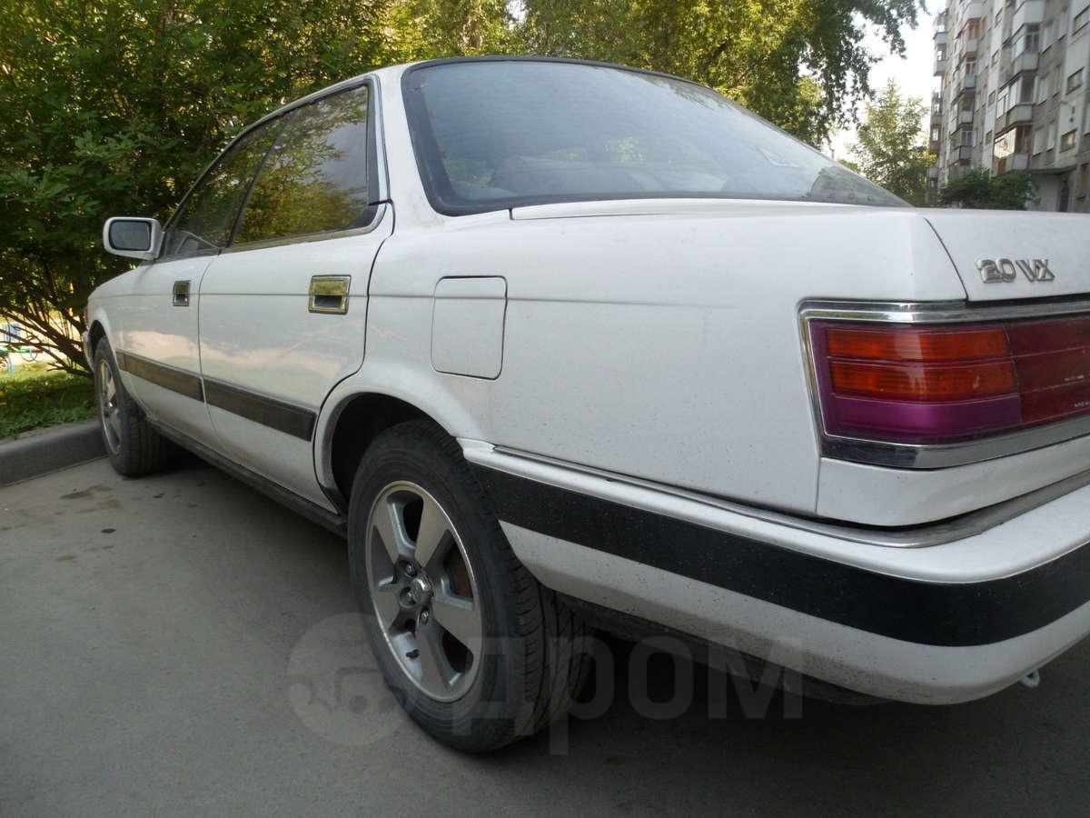 Тойота Виста 1988 — отзыв ... - Drom.ru