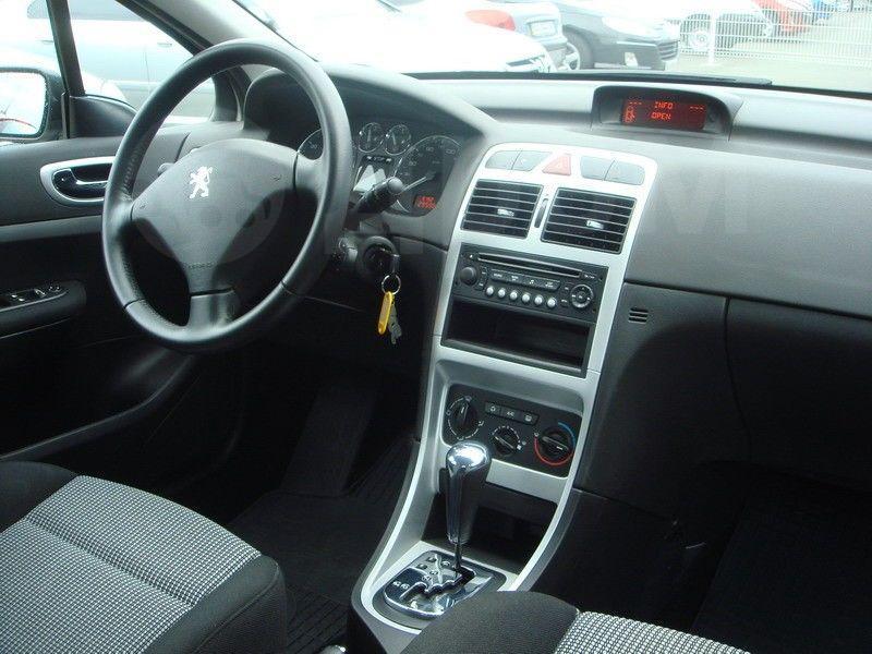 пежо 307  2007