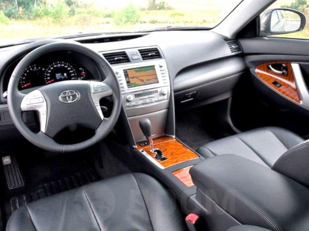 Тойота камри 2010 фото