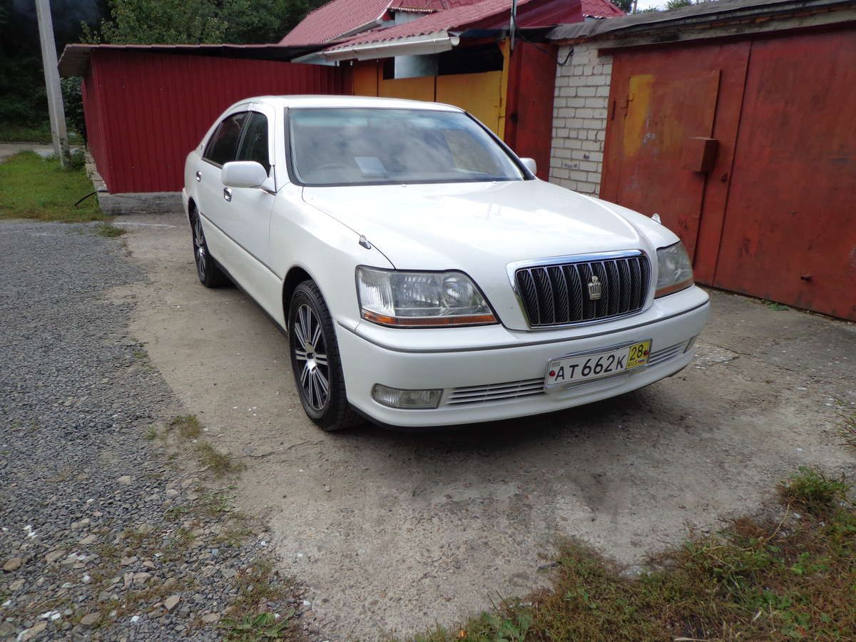 Toyota Crown majesta 2001 #10