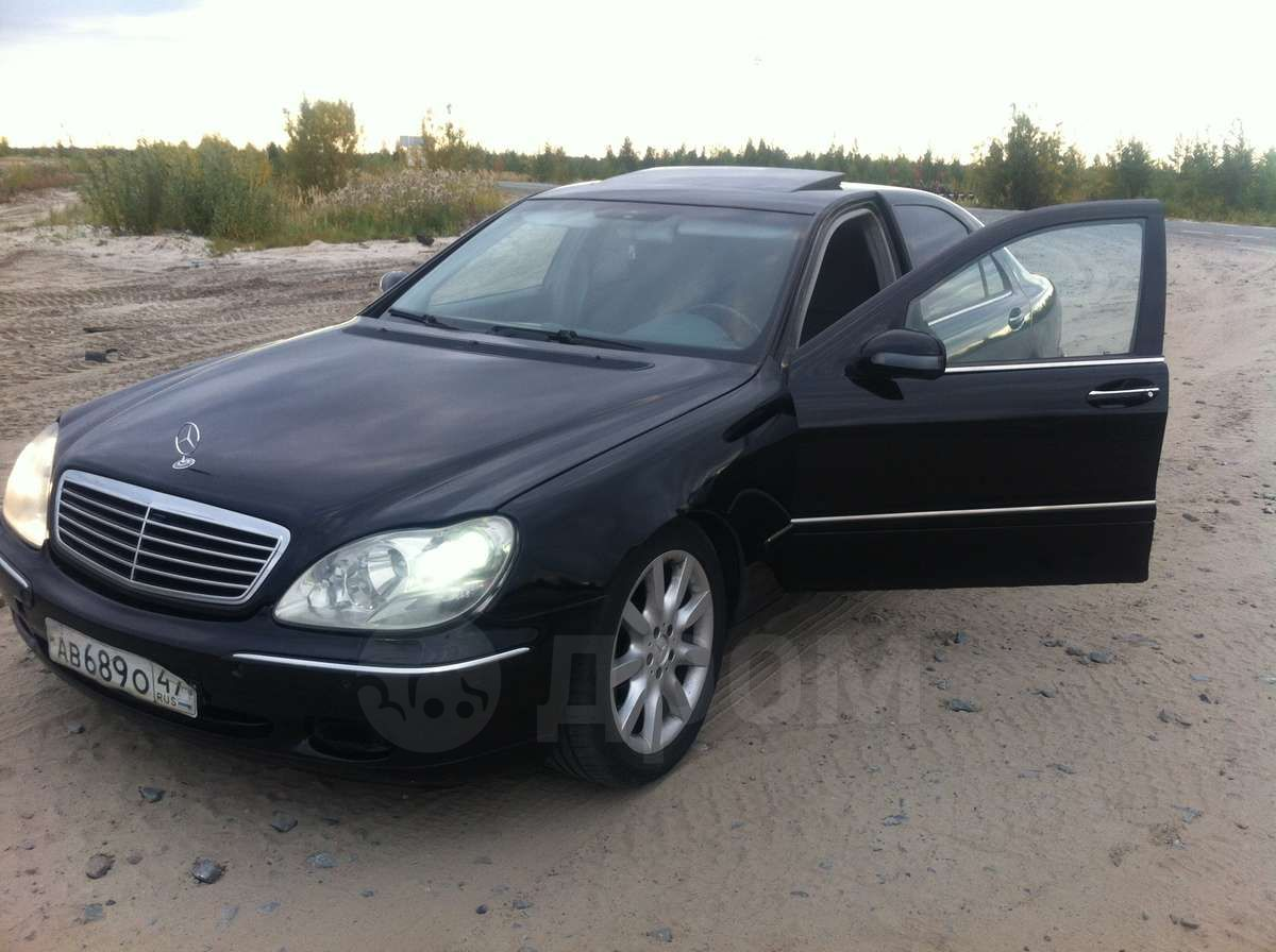 Mercedes-Benz S-Class 2000 в Нижневартовске, Авто в хорошем ...