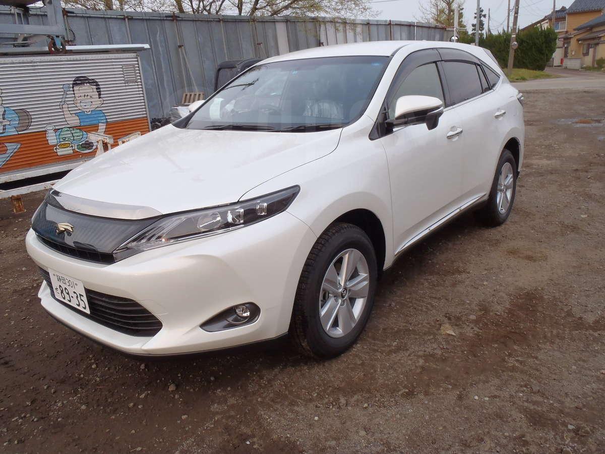 Toyota harrier 2014 год 1 900 000 руб