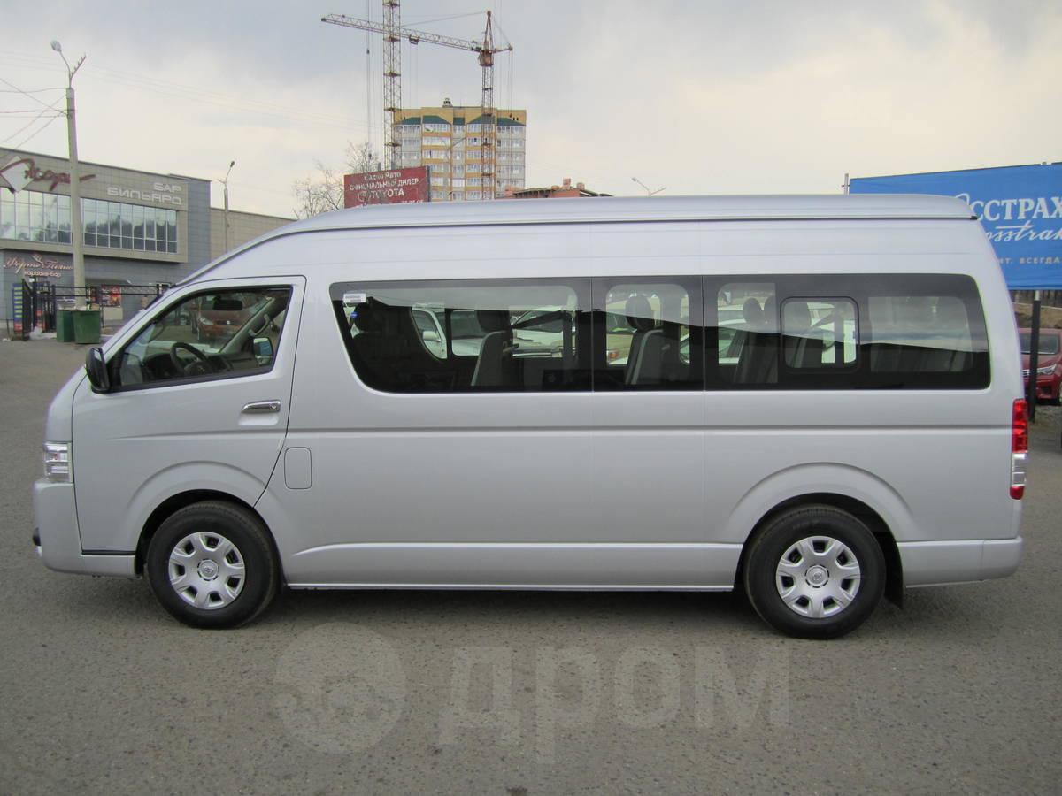 Toyota hiace 2014 год 1 642 000 руб