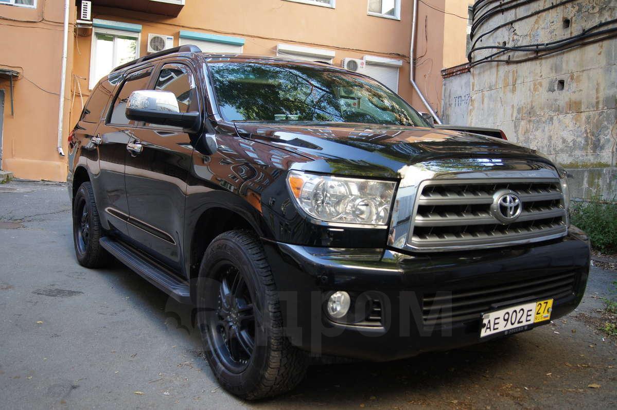 Toyota sequoia 2008 год 1 750 000 руб