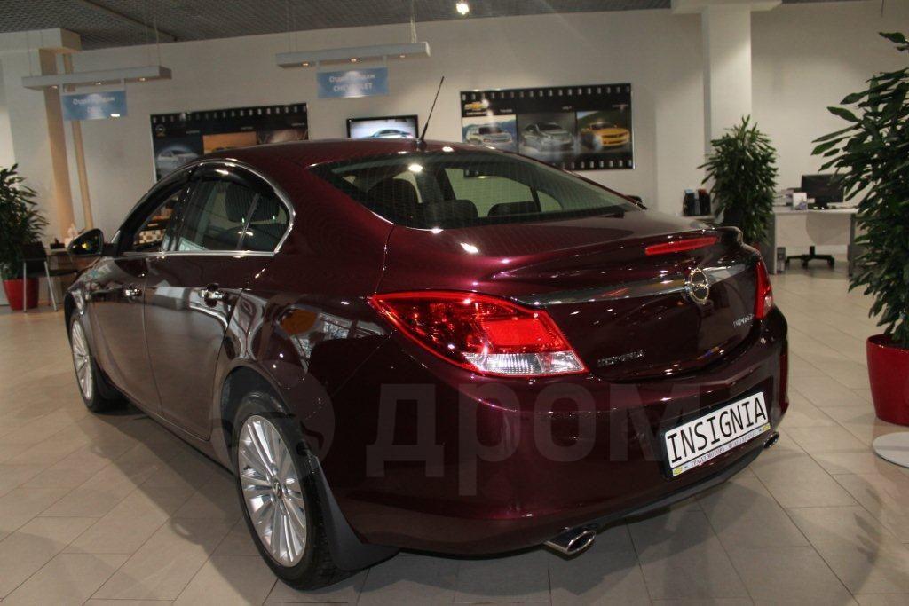 Opel insignia 2012 год 1 300 000 руб