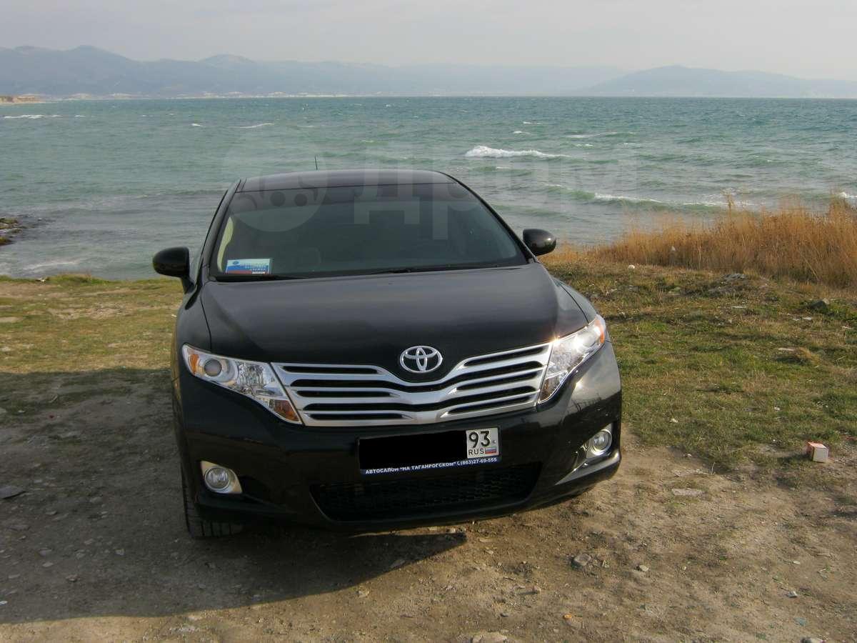 Toyota Venza полный привод #10