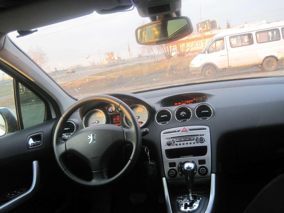 Пежо 308 2008 года фото