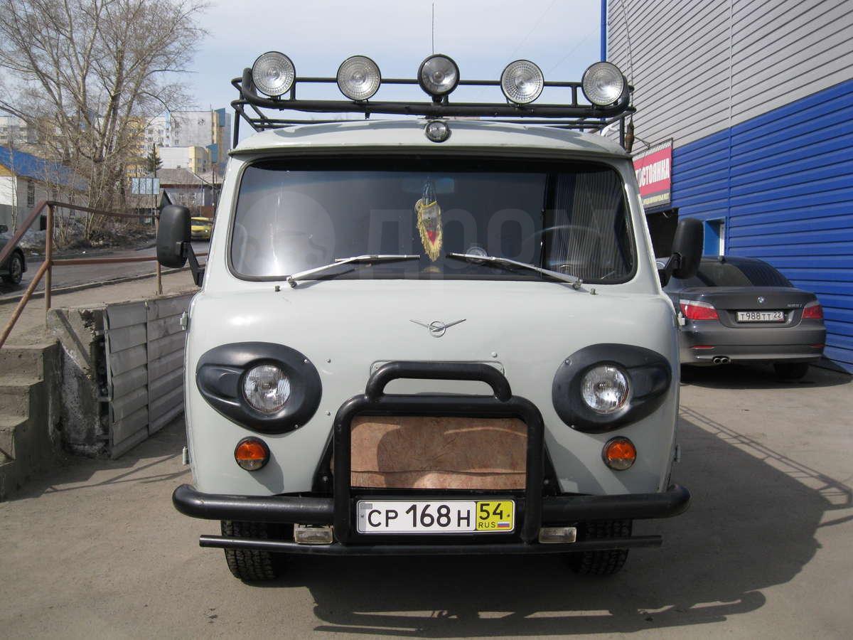 Вездеход на базе УАЗа - Самодельные вездеходы 13