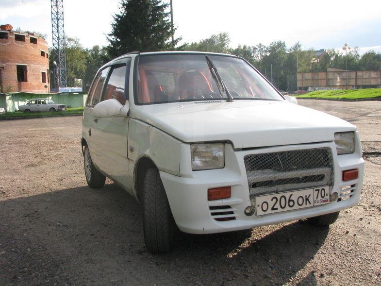 Купить ВАЗ (Lada) 1111 Ока с пробегом в Томске: Хэтчбек