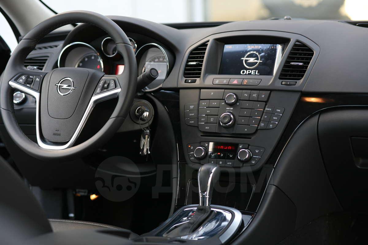 Opel insignia 2012 год 1 110 000 руб