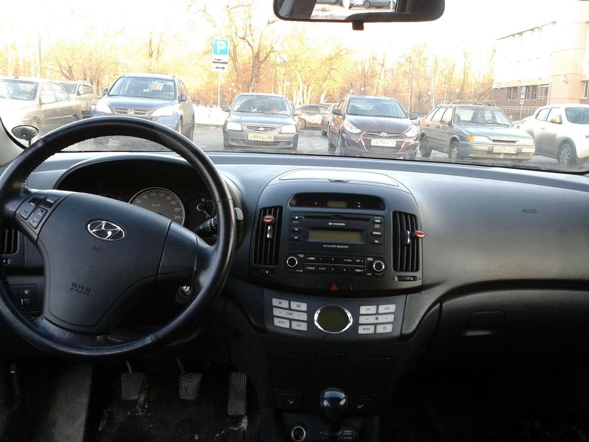 Хёндай элантра 2008 фото