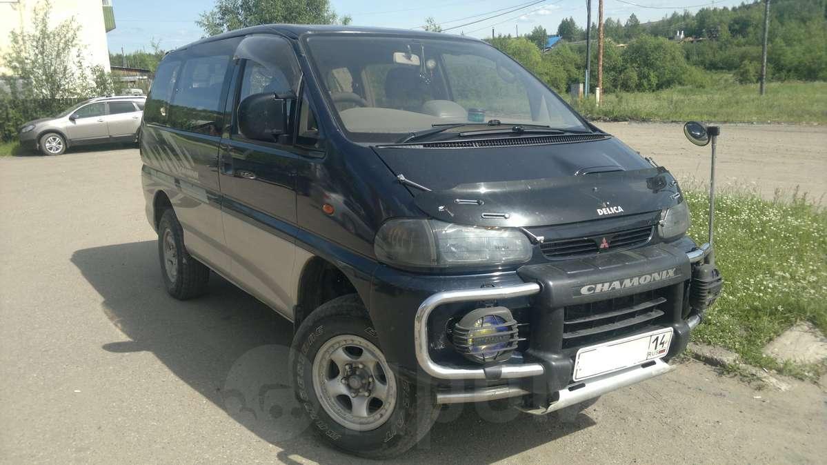 Mitsubishi Delica, 1995 ���, 440 000 ���.