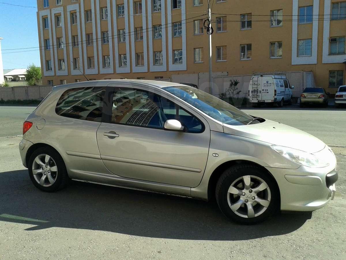 Пежо 307 2006 года фото