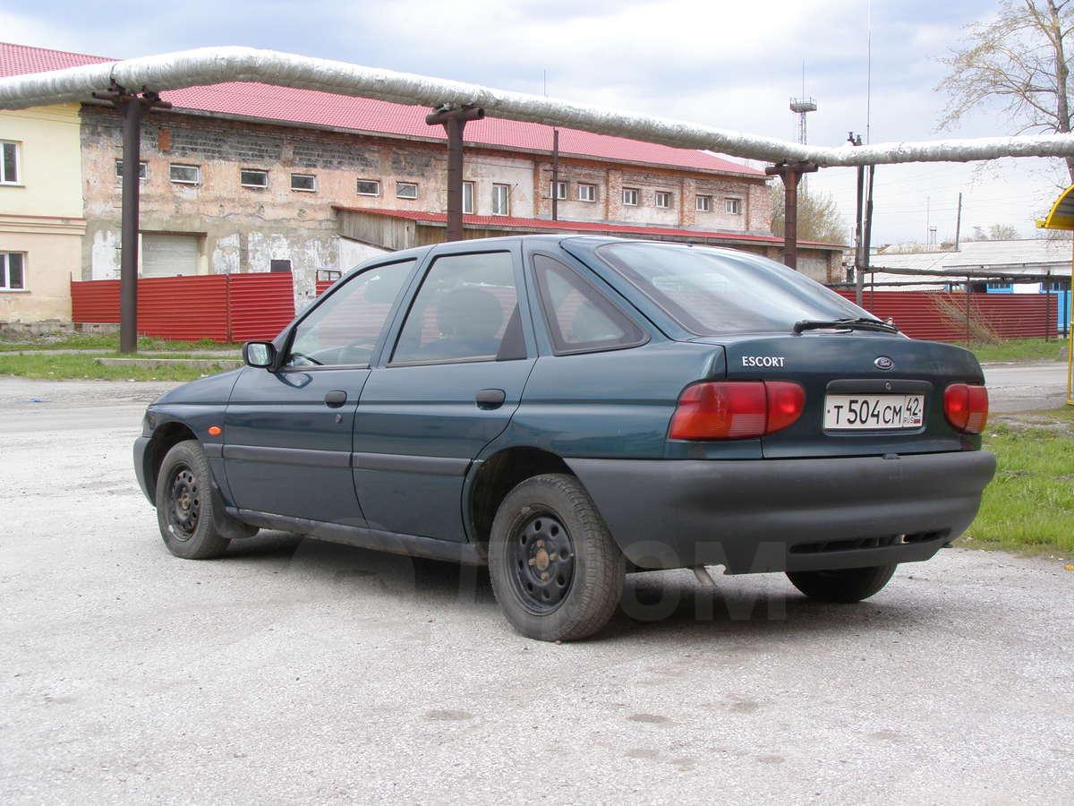 Купить запчасти Форд Эскорт на RIA.com