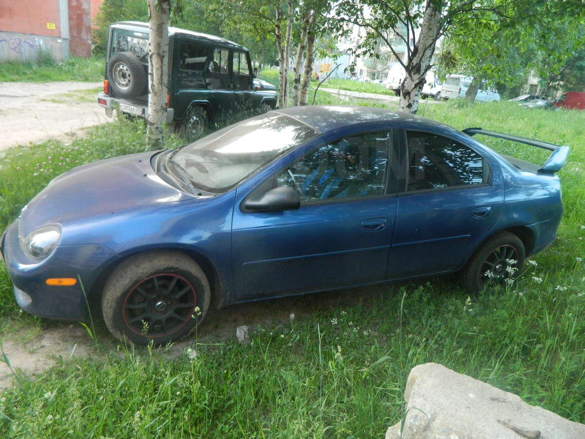 Dodge Neon, 2000 год,