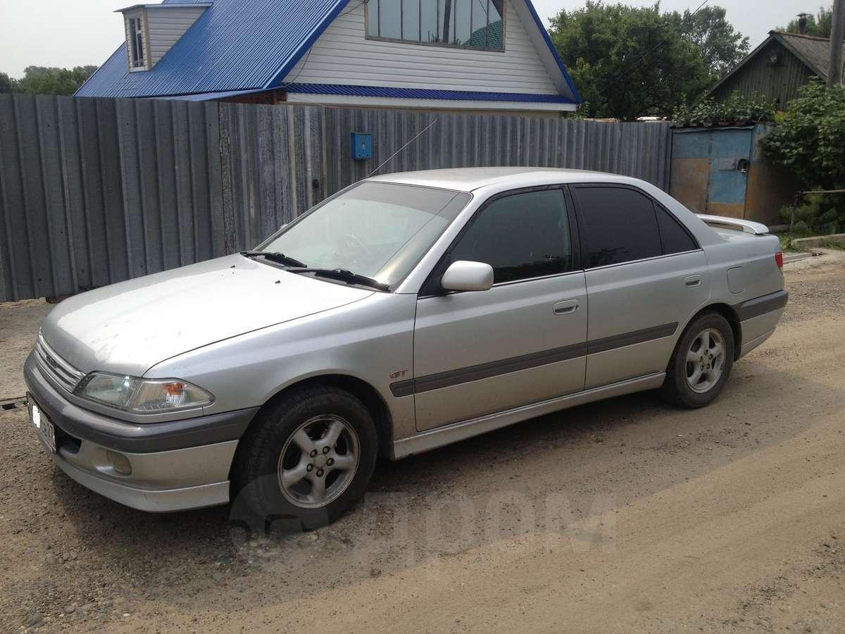 Тойота карина 1997 фото